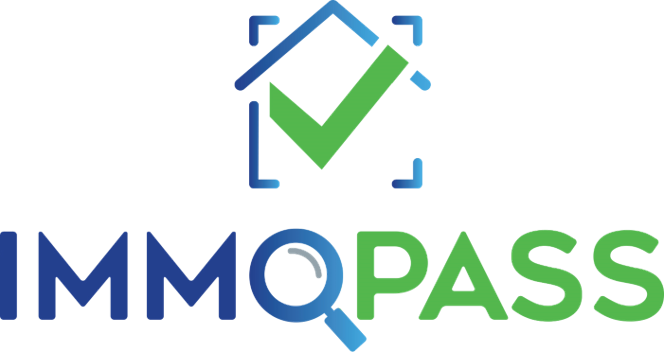 Logo Immo Pass transparent